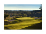 Crystal Downs Country Club, rolling fairways Regular Photographic Print by Dom Furore