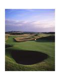 Muirfield Golf Club, Hole 13 Photographic Print by Stephen Szurlej