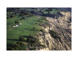 Torrey Pines Municpal Golf Course, Hole 4 Regular Photographic Print by J.D. Cuban
