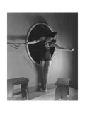 Vogue - December 1938 Regular Photographic Print by Horst P. Horst