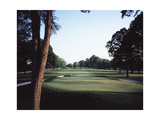 Winged Foot Golf Course, Hole 3 Photographic Print by Stephen Szurlej