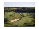 Valhalla Golf Course, Hole 9 Photographic Print by Stephen Szurlej