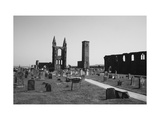St. Andrews Graveyard Regular Photographic Print by Bill Fields