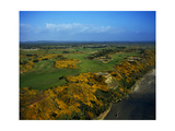 Bandon Dunes Golf Resort Regular Photographic Print by J.D. Cuban