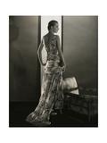 Vogue - November 1929 Regular Photographic Print by Edward Steichen