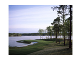 Reynolds Plantation Great Waters Golf Course, Hole 11 Regular Photographic Print by Stephen Szurlej