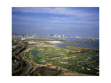 Liberty National G.C. Photographic Print by Stephen Szurlej