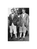 Bobby Jones and Watts Gunn Photographic Print by Edwin Levick