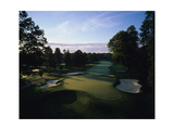 Oak Hill C.C., Hole 8 Regular Photographic Print by Stephen Szurlej