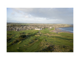 Carnoustie Golf Links Photographic Print by Stephen Szurlej