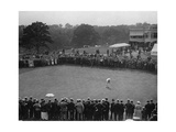 1919 U.S. Open Mike Brady Regular Photographic Print