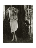 Vogue - July 1926 Regular Photographic Print by Edward Steichen