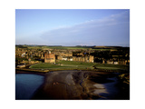 St. Andrews Golf Club Old Course, Holes 1and 18 Regular Photographic Print by Stephen Szurlej