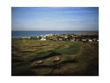 Royal St. George's Golf Club, Hole 4 Photographic Print by Stephen Szurlej