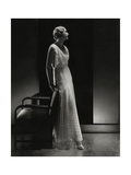 Vogue - February 1931 Regular Photographic Print by Edward Steichen