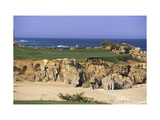 Los Cabos, Hole 17 Regular Photographic Print by Dom Furore
