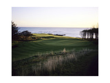 Kingsbarns Golf Links Photographic Print by Stephen Szurlej