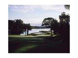 Hazeltine National Golf Club Regular Photographic Print by Stephen Szurlej
