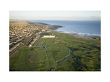 Carnoustie Golf Links, The infamous Barry burn Regular Photographic Print by Stephen Szurlej
