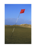 Kingsbarn Golf Links Regular Photographic Print by Bill Fields