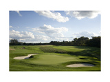 Oakmont Country Club, Hole 6 Photographic Print by Stephen Szurlej