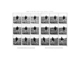 Chick Evans Swing Sequence Regular Photographic Print by George S. Pietzcker