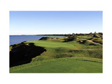 Whistling Straits Golf Club Irish Course, Hole 12 Photographic Print by Dom Furore