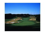 Bethpage State Park Black Course, Hole 18 Regular Photographic Print by Stephen Szurlej