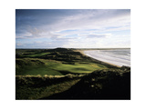 Doonbeg Golf Club, Hole 5 Regular Photographic Print by Stephen Szurlej