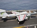 An EA-6B Prowler Is Ready to Go from the Flight Deck of USS Harry S. Truman Photographic Print by  Stocktrek Images