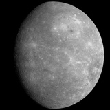 Planet Mercury Photographic Print by  Stocktrek Images