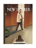 The New Yorker Cover - June 4, 2007 Regular Giclee Print por Mark Ulriksen