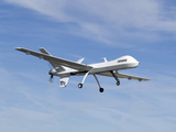 The Ikhana Unmanned Aircraft Photographic Print by  Stocktrek Images