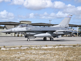 A U.S. Air Force F-16C Fighting Falcon at Natal Air Force Base, Brazil Photographic Print by  Stocktrek Images
