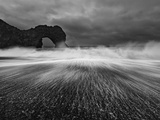 Durdle Door in Dorset, England Photographic Print by  Stocktrek Images
