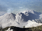 Santiaguito Dome Complex, Santa Maria Volcano, Guatemala Photographic Print by  Stocktrek Images