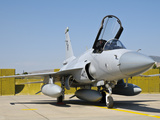 A Jf-17 Thunder of the Pakistan Air Force Photographic Print by  Stocktrek Images