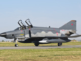 A Turkish Air Force Rf-4E Taxiing at Izmir Air Base, Turkey Photographic Print by  Stocktrek Images