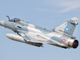 A Dassault Mirage 2000C of the French Air Force Photographic Print by  Stocktrek Images