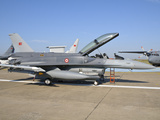 Side View of a Turkish-Built F-16 Aircraft Photographic Print by  Stocktrek Images