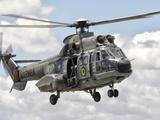 Stocktrek Images - A Eurocopter AS332 Super Puma Helicopter of the Brazilian Navy - Fotografik Baskı