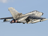 An Italian Air Force Panavia Tornado ECR Photographic Print by  Stocktrek Images
