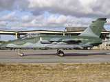 A Brazilian Air Force Embraer A-1A Aircraft at Natal Air Force Base, Brazil Photographic Print by  Stocktrek Images