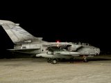 A Panavia Tornado ECR of the Italian Air Force Prepares for a Night Mission Photographic Print by  Stocktrek Images