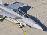 An F/A-18 Super Hornet of the U.S. Navy Air Test and Evaluation Squadron Photographic Print by  Stocktrek Images