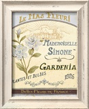 French Seed Packet IV Posters by Daphne Brissonnet