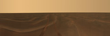 Panoramic View of the Plains of Meridiani on the Planet Mars Fotografie-Druck von  Stocktrek Images