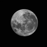 The Supermoon of March 19, 2011 Photographic Print by  Stocktrek Images