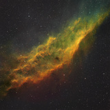 The California Nebula Photographic Print by  Stocktrek Images