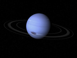 Artist's Concept of Neptune Photographic Print by  Stocktrek Images